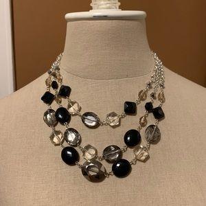 White House Black Market Necklace and bracelet